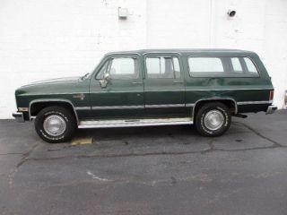 1986 Chevrolet Suburban 20
