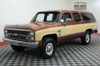 1983 Chevrolet Suburban 20