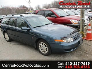 2002 Saturn L-Series LW200