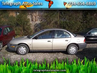 Used 1996 Saturn S-Series SL in Carleton, Michigan