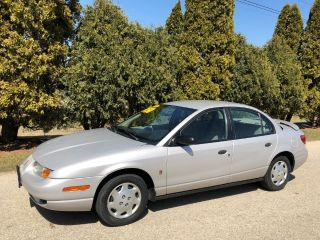 2000 Saturn S-Series SL