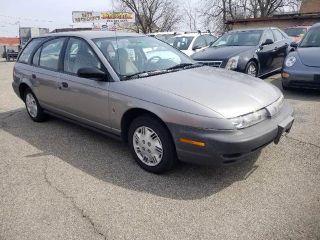 Saturn S-Series SW 1996