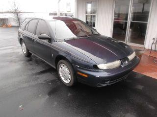 Saturn S-Series SW 1997