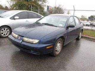 Saturn S-Series SL 1997