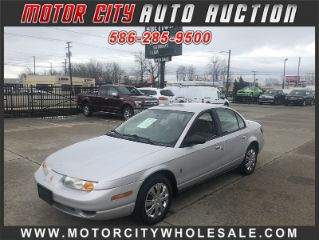2001 Saturn S-Series SL