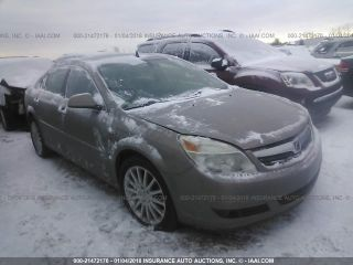 Saturn Aura XR 2008