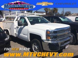 Chevrolet Silverado 2500HD Work Truck 2017