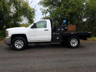 Chevrolet Silverado 3500HD Work Truck 2015