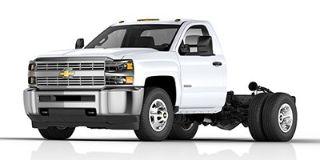 Chevrolet Silverado 3500HD Work Truck 2018