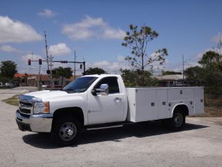 Chevrolet Silverado 3500HD Work Truck 2010