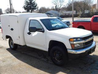 Chevrolet Colorado Work Truck 2008