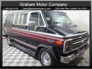 Chevrolet G-Series G20 1990