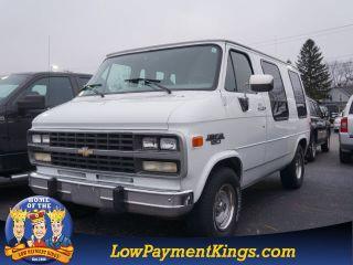Chevrolet G-Series G20 1995