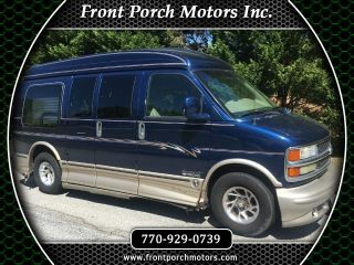 Used 2002 Chevrolet Express 1500 in Conyers, Georgia