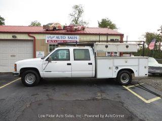 Used 1999 Chevrolet C/K 3500 in Asheville, North Carolina