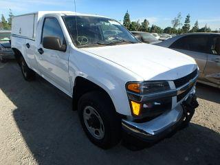 Chevrolet Colorado Work Truck 2011