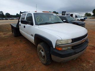 Chevrolet Silverado 3500 2001