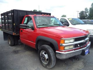 Used 2000 Chevrolet C/K 3500 in Plattsburgh, New York
