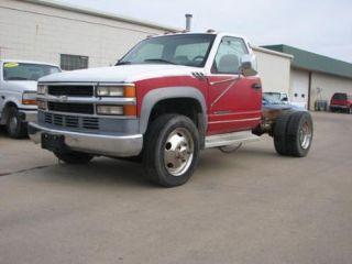 Chevrolet C/K 3500 Base 1998