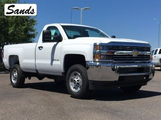 Chevrolet Silverado 2500HD Work Truck 2017