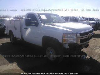Chevrolet Silverado 2500HD Work Truck 2011