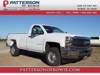 Chevrolet Silverado 2500HD Work Truck 2015