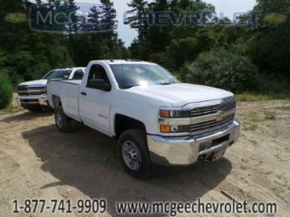 Used 2017 Chevrolet Silverado 2500HD Work Truck in Raynham, Massachusetts
