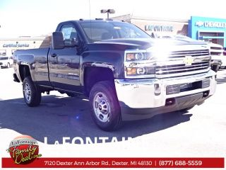 Chevrolet Silverado 2500HD Work Truck 2018