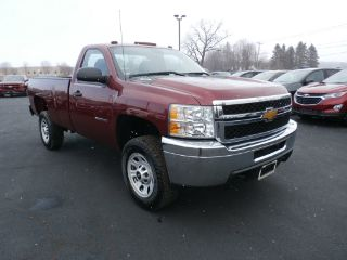 Chevrolet Silverado 2500HD Work Truck 2014
