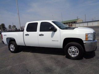 Chevrolet Silverado 2500HD Work Truck 2012