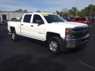 Used 2015 Chevrolet Silverado 2500HD LT in Brandenburg, Kentucky