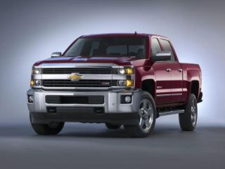 Used 2015 Chevrolet Silverado 2500HD LTZ in Nicholasville, Kentucky