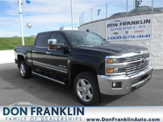 Used 2015 Chevrolet Silverado 2500HD LTZ in Somerset, Kentucky