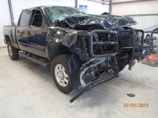 Chevrolet Silverado 2500HD LT 2012