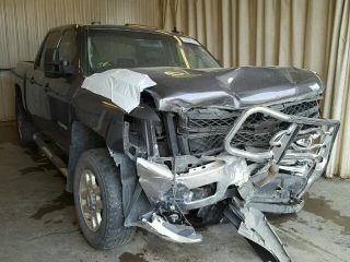 Chevrolet Silverado 2500HD LTZ 2011