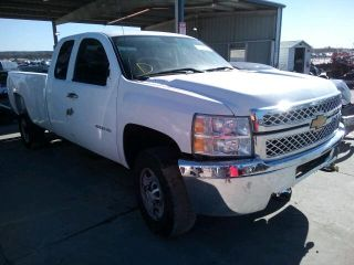 Chevrolet Silverado 2500HD Work Truck 2012
