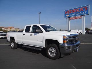 Used 2015 Chevrolet Silverado 2500HD LT in Clovis, California