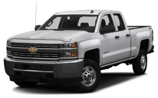 Used 2015 Chevrolet Silverado 2500HD Work Truck in Concord, New Hampshire