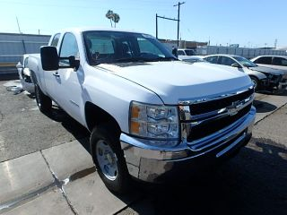Chevrolet Silverado 2500HD Work Truck 2011