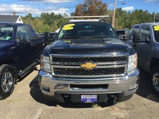 Used 2012 Chevrolet Silverado 2500HD LT in Franklin, New Hampshire