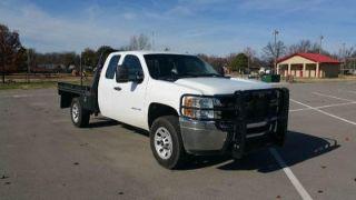 Chevrolet Silverado 3500HD Work Truck 2013