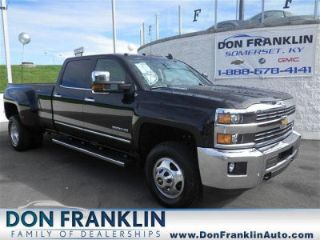 Used 2015 Chevrolet Silverado 3500HD LTZ in Somerset, Kentucky