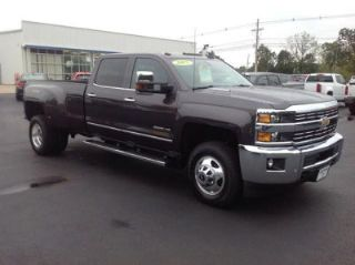 Used 2015 Chevrolet Silverado 3500HD LTZ in Brandenburg, Kentucky
