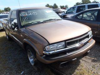 Chevrolet S-10 2002