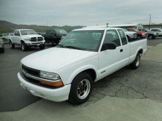 Used 2000 Chevrolet S-10 LS in Lewiston, Idaho