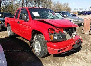 Chevrolet Colorado LS 2008