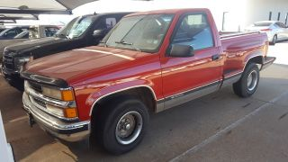 Chevrolet C/K 1500 1990