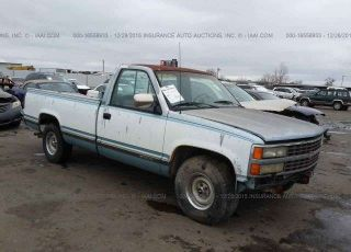 Used 1990 Chevrolet C/K 1500 in Wilmer, Texas