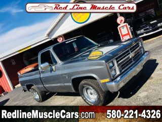 1987 Chevrolet R/V 10
