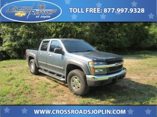 Used 2007 Chevrolet Colorado LT in Joplin, Missouri